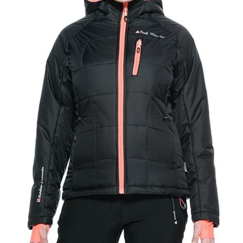 doudoune de ski femme acepeak noir peak mountain. Black Bedroom Furniture Sets. Home Design Ideas