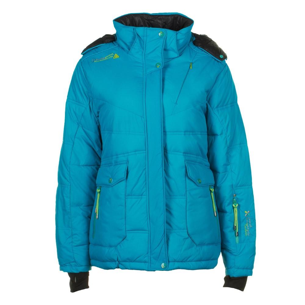 doudoune de ski femme annecy turquoise peak mountain. Black Bedroom Furniture Sets. Home Design Ideas