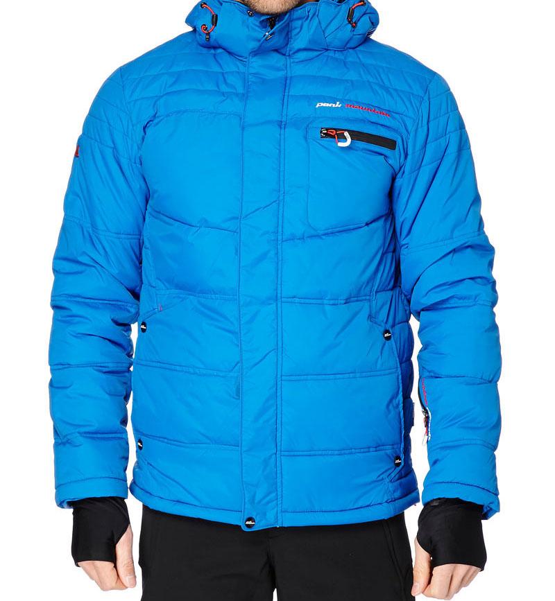 doudoune de ski homme cairop couleur bleu peak mountain. Black Bedroom Furniture Sets. Home Design Ideas