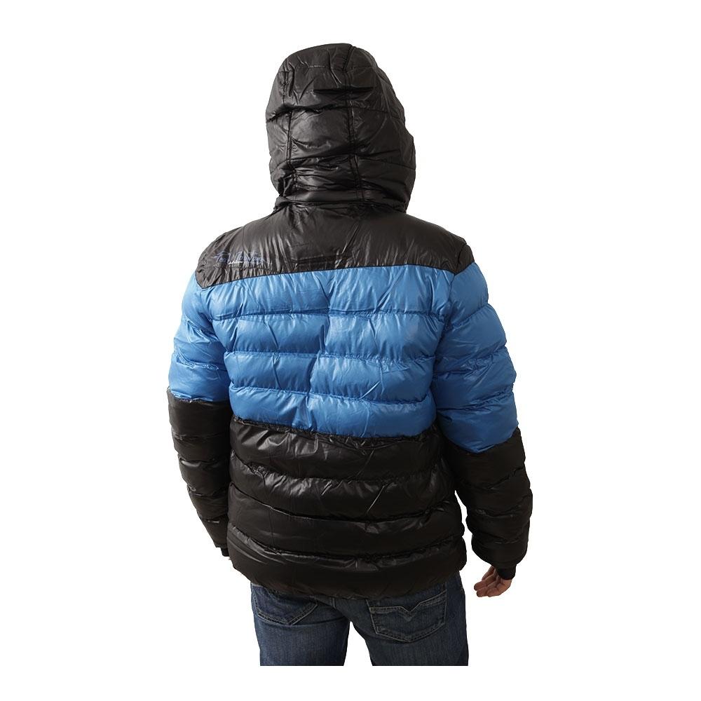 doudoune de ski homme captin couleur bleu peak mountain. Black Bedroom Furniture Sets. Home Design Ideas