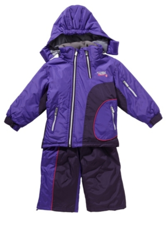 ensemble de ski fille flana violet x trem rider. Black Bedroom Furniture Sets. Home Design Ideas