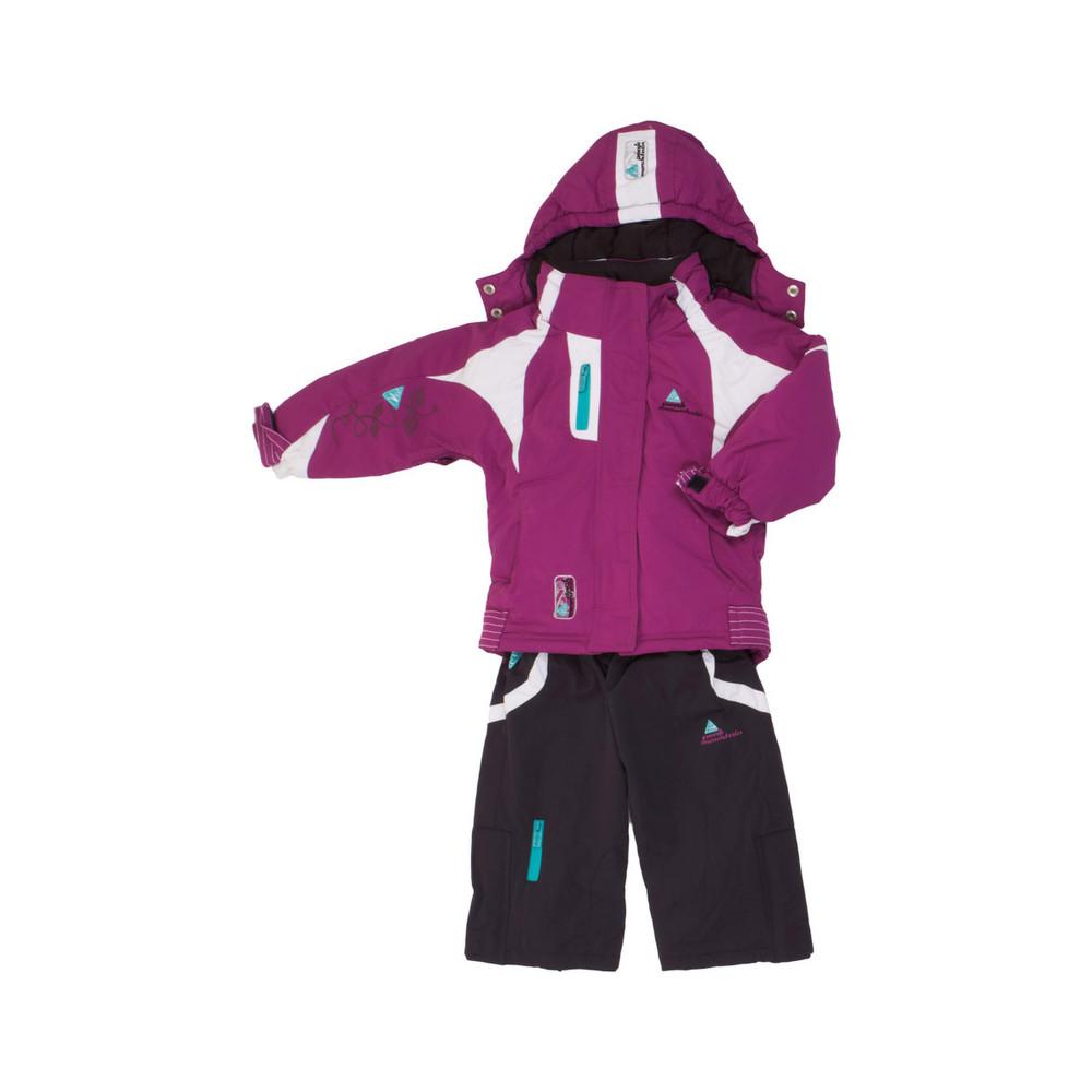 ensemble de ski fille finga violet peak mountain. Black Bedroom Furniture Sets. Home Design Ideas