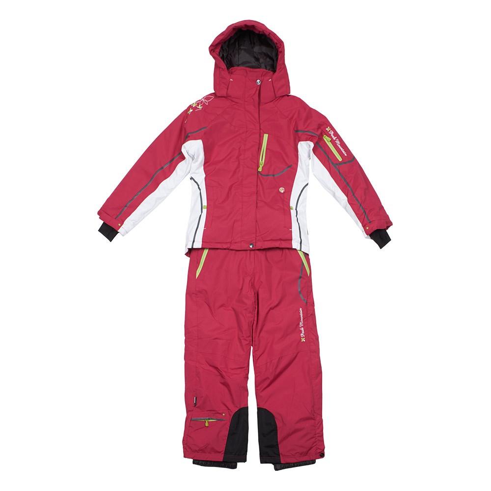 ensemble de ski fille gauline fushia peak mountain. Black Bedroom Furniture Sets. Home Design Ideas