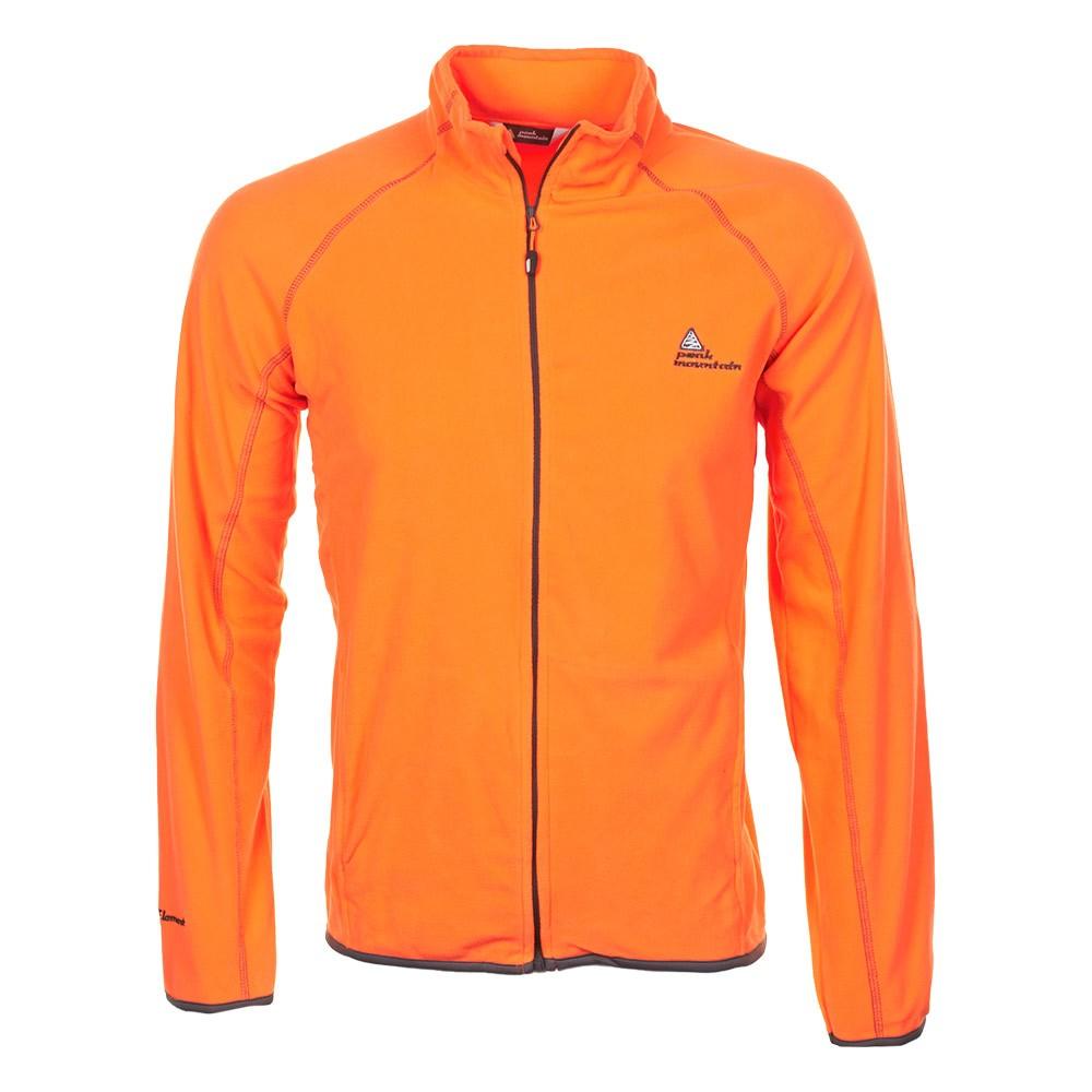 sweat polaire homme cafone orange peak mountain. Black Bedroom Furniture Sets. Home Design Ideas