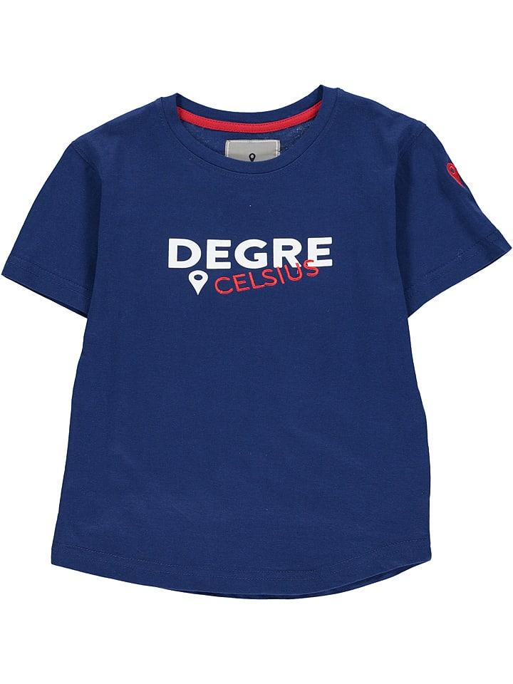 0c854fb11b30f Tee-shirt manches courtes garçon 10-16 ans ECALOGO marine