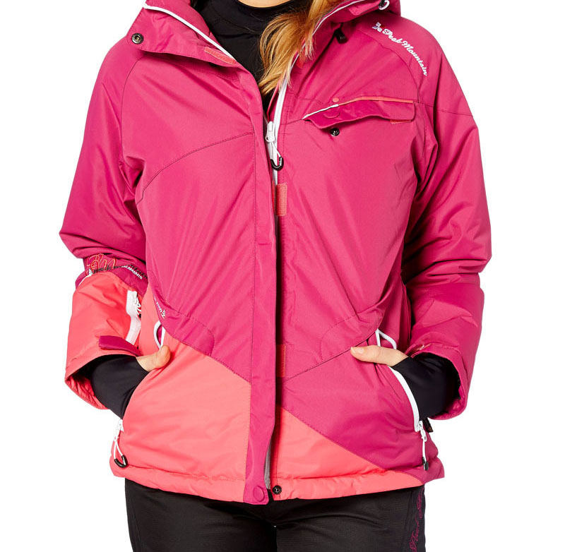 Mountain Fushia Veste Peak Ski De Femme Atene qnUg8vpw7