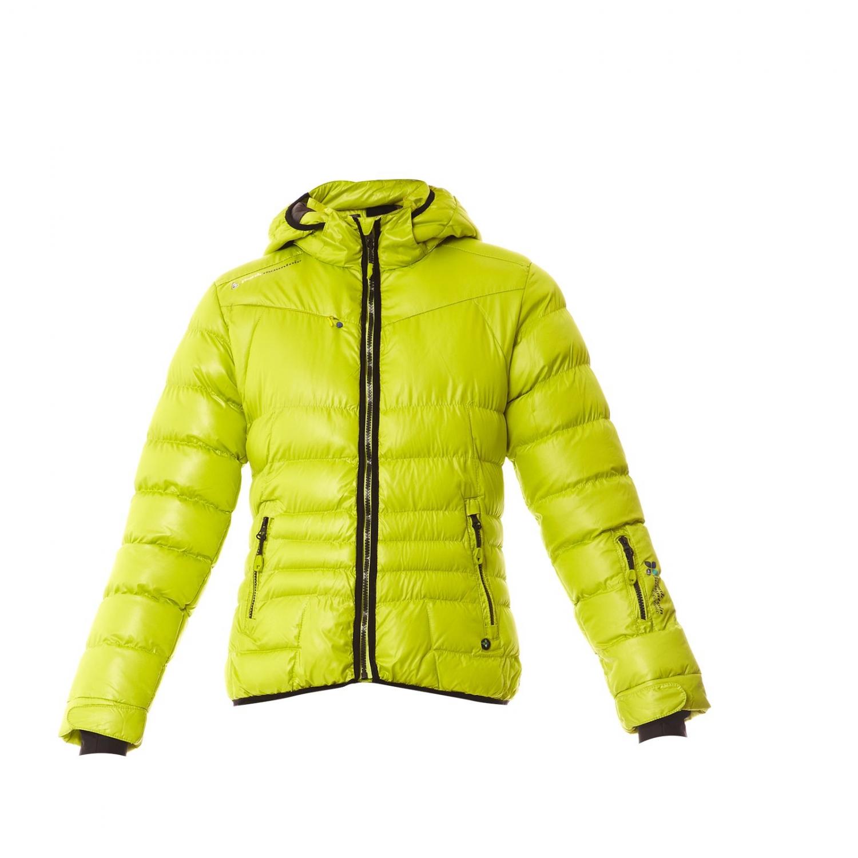 Doudoune de ski fille FALPINE anis-Peak Mountain bde271a7459
