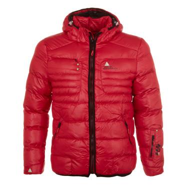 De Ski Homme Rouge Capti Peak Doudoune Couleur Mountain dgp5wnECqx