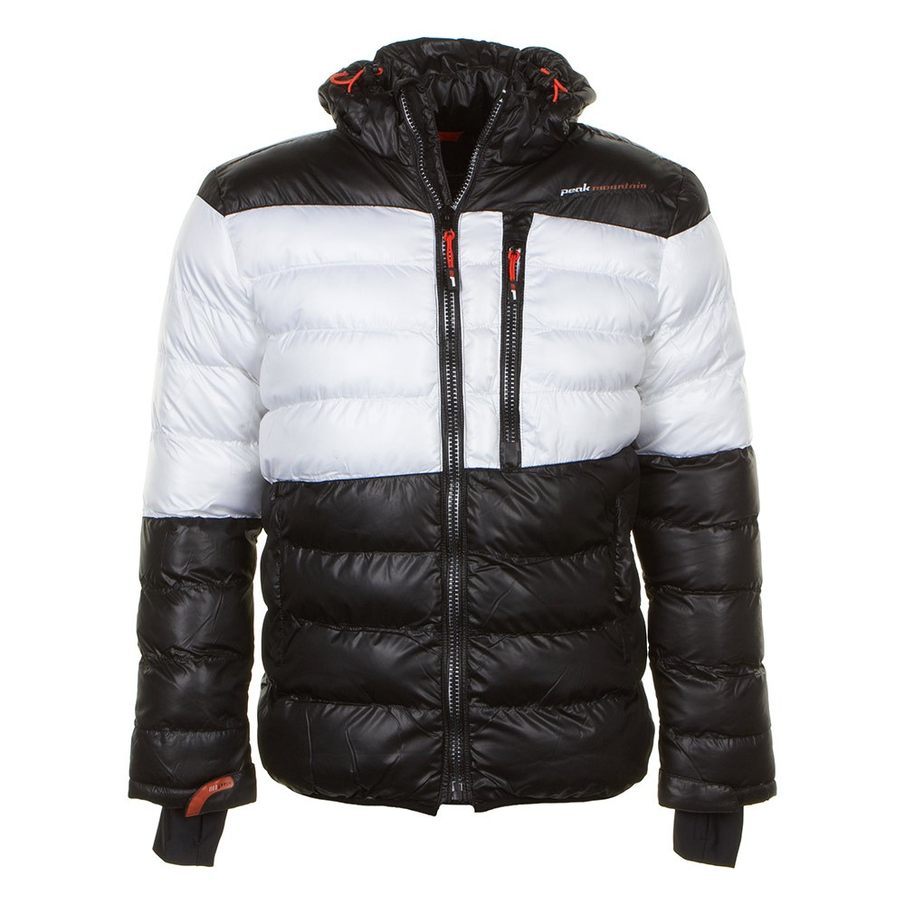 Doudoune de ski homme CAPTIN couleur blanc - Peak Mountain 98d70ccebf09