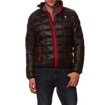 Doudoune homme CHAMPION noir Peak Mountain