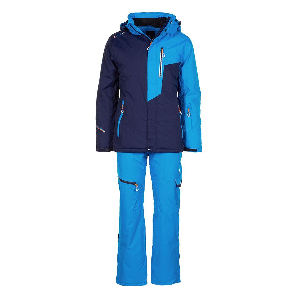 Corobi Peak Bleu Ski Homme De Mountain Ensemble RUXqS8S