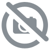 Sweat polaire Peak mountain homme CAFINE orange